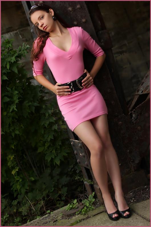 Pink by anneschaar