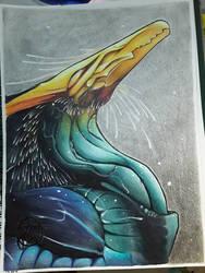 Bria (Darenrin) Fanart by Dragonwysper