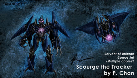 Transformers movie - Scourge