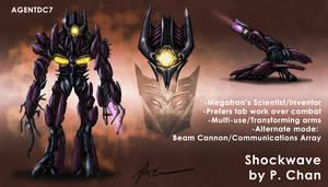 Transformers movie - Shockwave