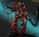 Transformers Movie Hot Rod 2