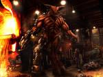 Cyberdemon #2 - Doom