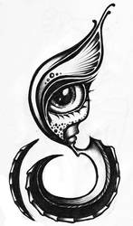 Random Sketch 11 by ommony