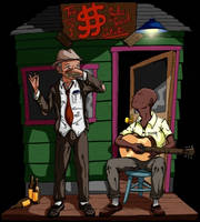 Juke Joint Studio by ommony