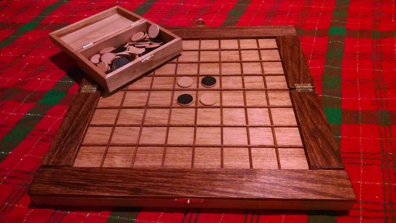 Othello - Handmade (Wood) by No-2B