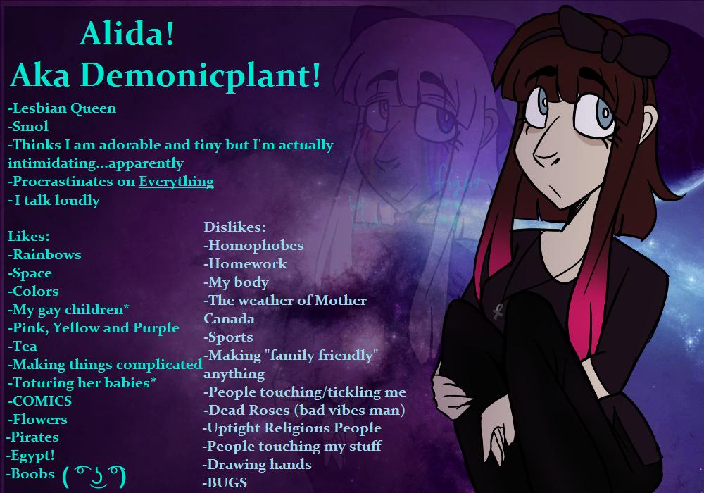 DemonicPlant's Profile Picture