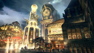 Bioshock Infinite - Emporia by Benlo