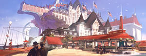 Bioshock Infinite: Boardwalk Beach