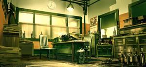 Bioshock Infinite: Finkton Office