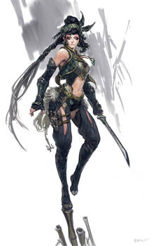 Tribe Nightguard Female