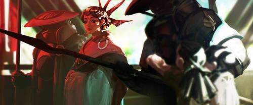 Tribe - Chosen Bride by Benlo