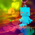 Robo loves strobes