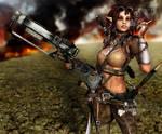 Elven Raider