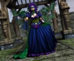 Queen - Peacock Fairy
