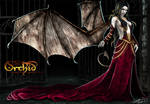 Angels and Demons - Orchid by LeAndraDawn