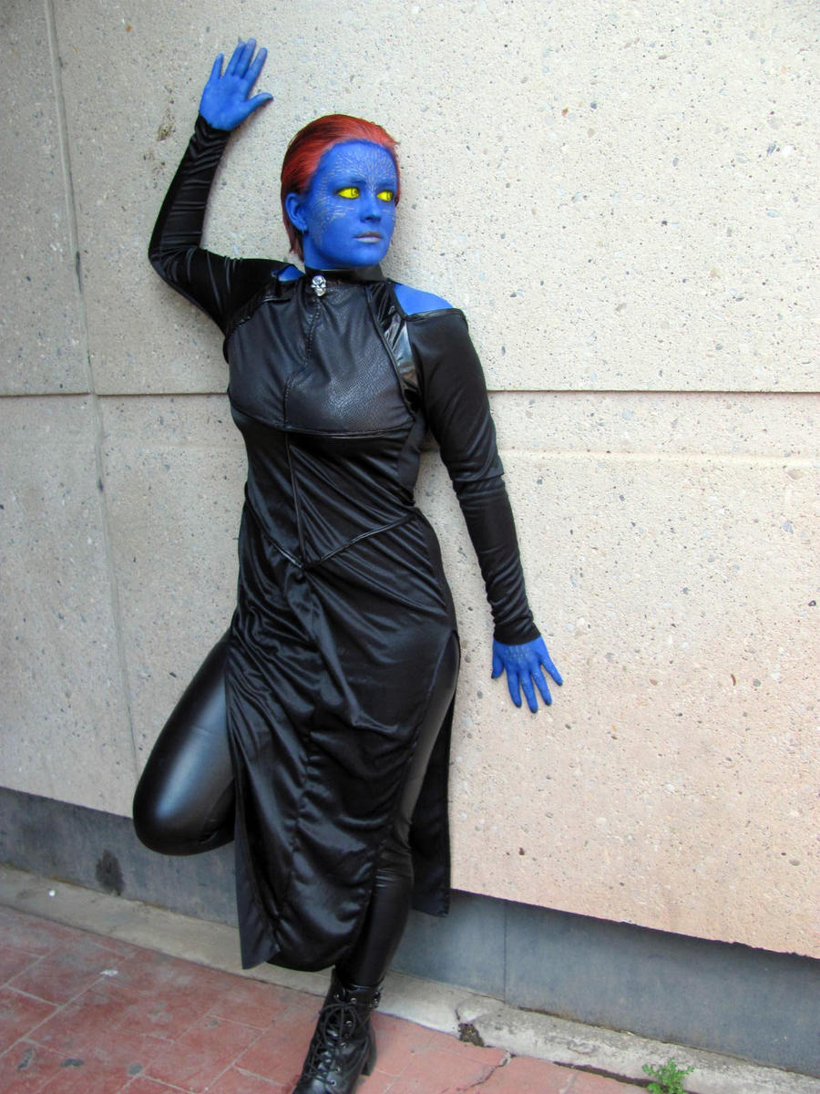 Mystique by Eolverine