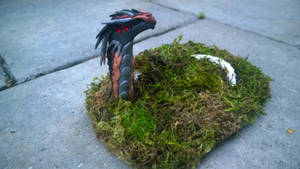 Swamp Serpent Dragon