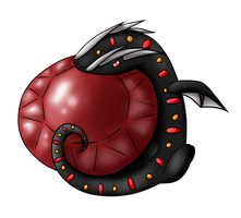 Gem Dragon Sticker