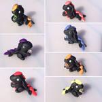 2017 Mini Armour Dragon Set