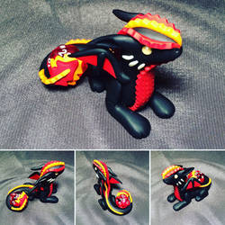 Fire God Dice Dragon