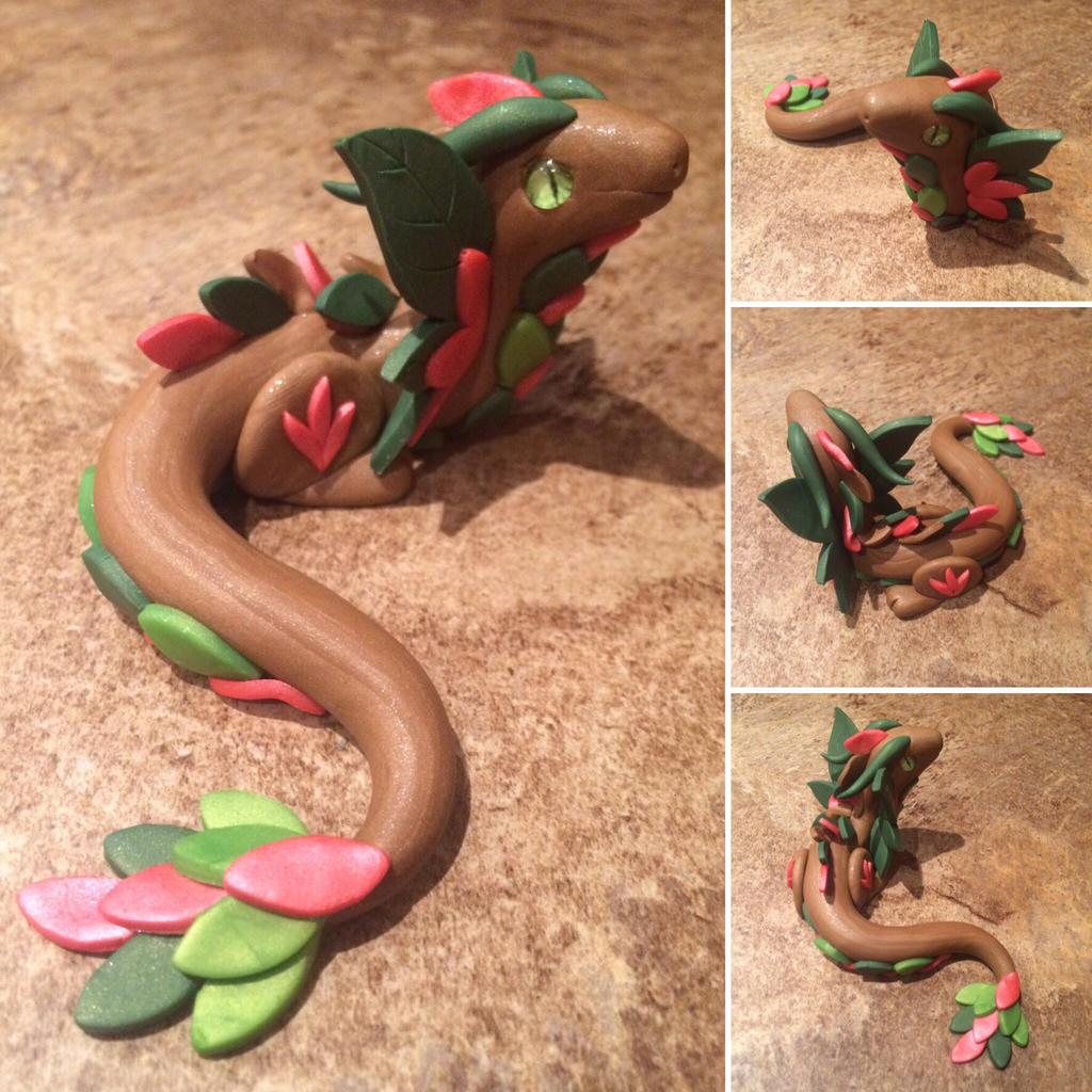 Spring Leaf Dragon