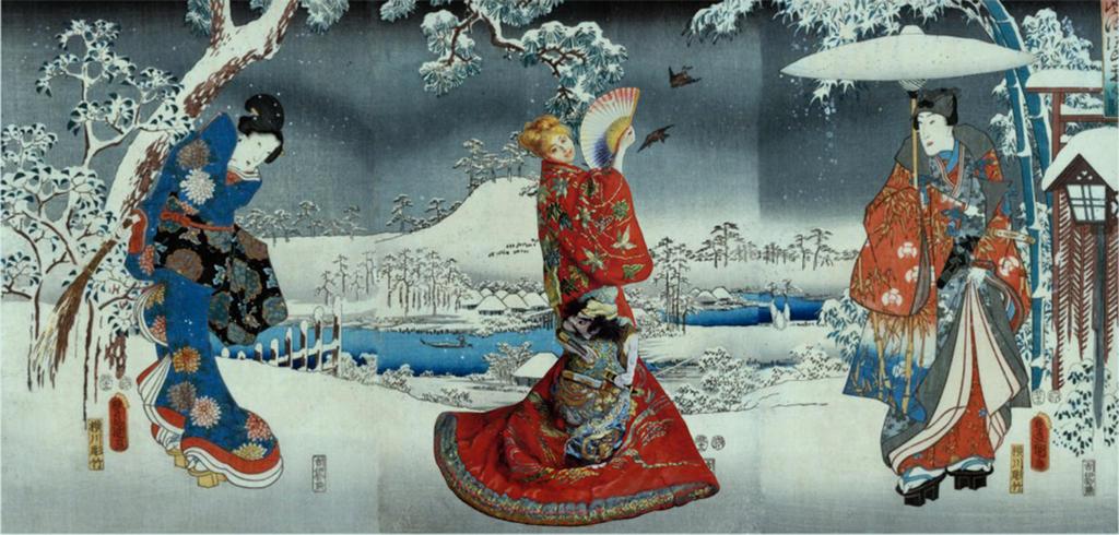 Serie- Les japonaises 2 by CassandreLucas