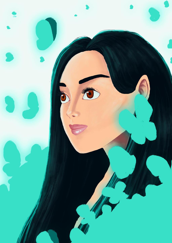 Girl by CassandreLucas