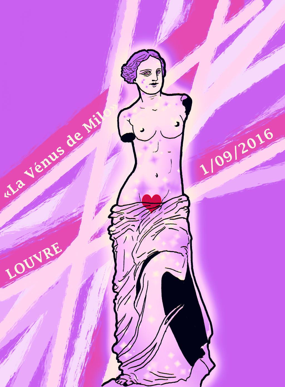 Aphrodite violette by CassandreLucas