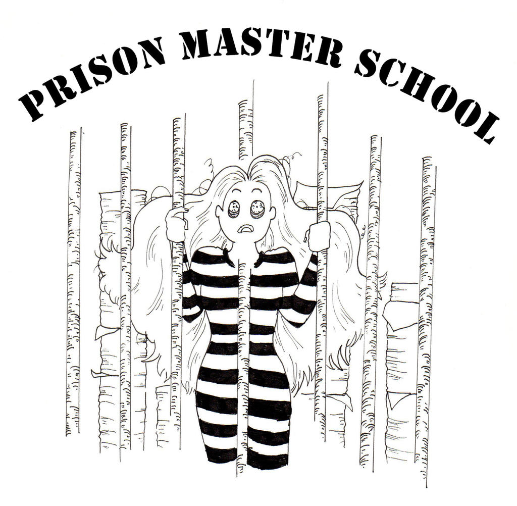 Prison Master School by CassandreLucas