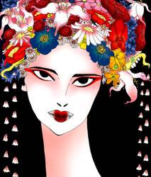 Flowers by CassandreLucas
