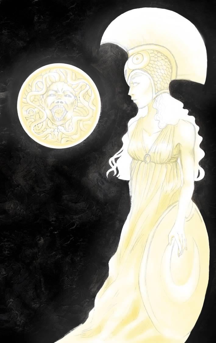Athena by CassandreLucas