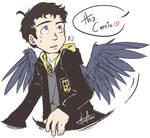 Castiel - HP ver.