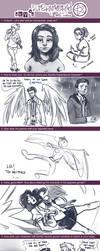 Supernatural Art Meme by msloveless