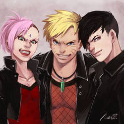 Team 7 undercuts by msloveless