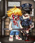 johnny and heather the dead by Gloombloomgurl