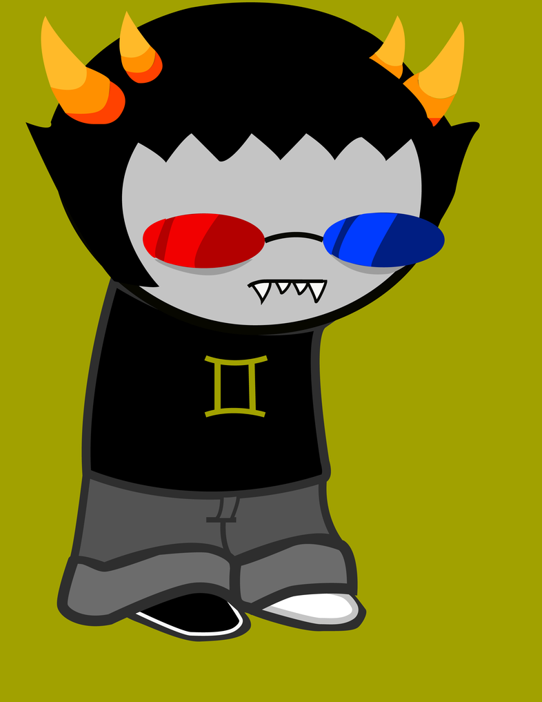Sollux Captor by RAZORSHADOW15