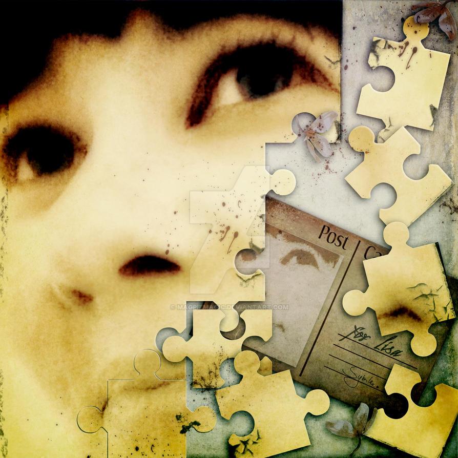 Jigsawed II by MagpieMagic