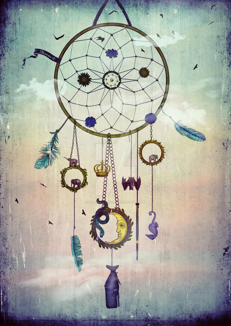 Dream Catcher by MagpieMagic