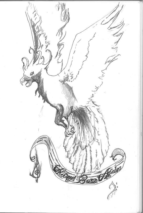 Phoenix by Sorayazinha22