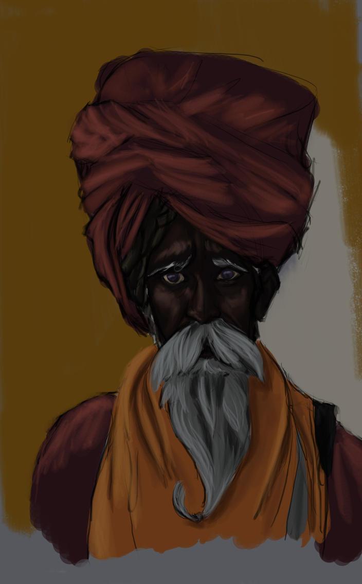Guru 1 by SoleilPhoenix