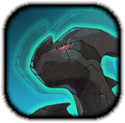 Free Zekrom Icon by pokr5