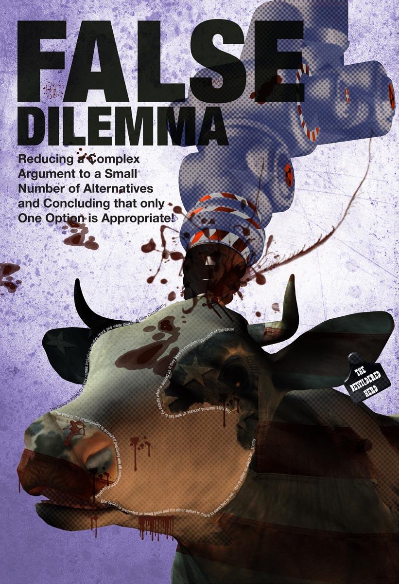 False Dilemma By Paco850 On Deviantart