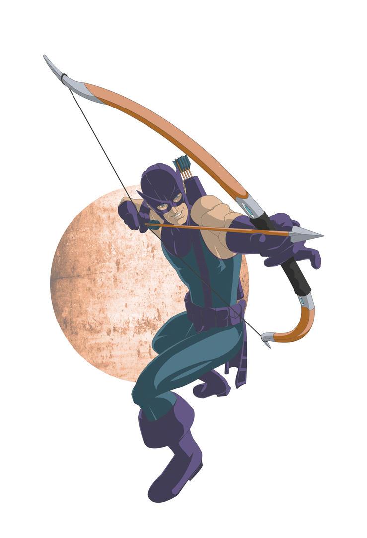 Hawkeye by paco850