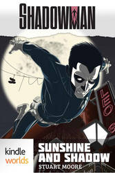 Shadowman Cover as featured on Amazon.