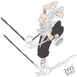 usagi yojimbo!