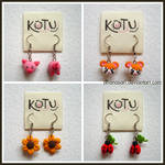kawaii clay earrings part 05