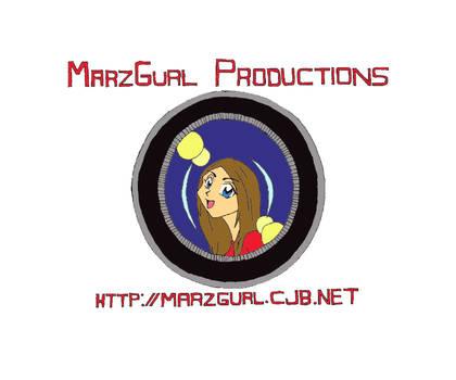 MarzGurl Productions logo