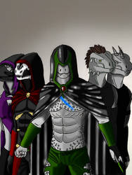 The Argonian Crew -Digital-