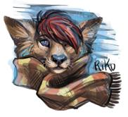 New Icon made by TevionBee by RikuBlindFox