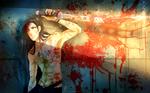 --: brightness of a bloody angel :--